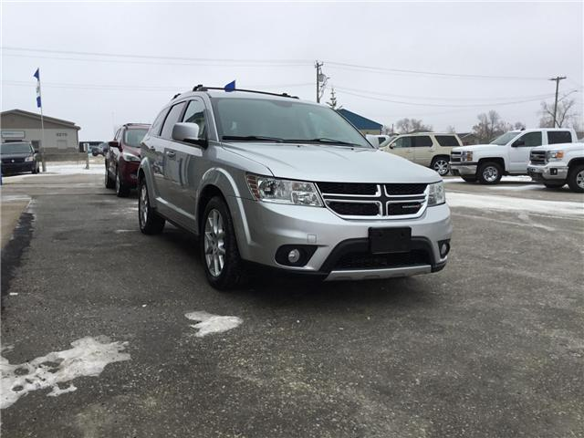 2014 Dodge Journey R/T (Stk: P8968) in Headingley - Image 6 of 21