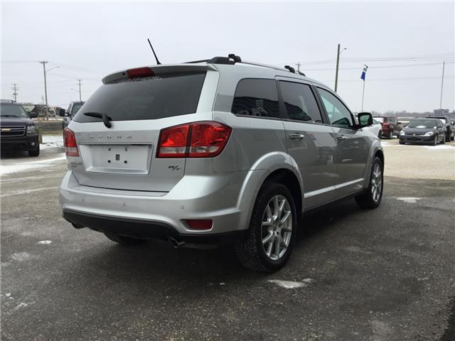 2014 Dodge Journey R/T (Stk: P8968) in Headingley - Image 7 of 21