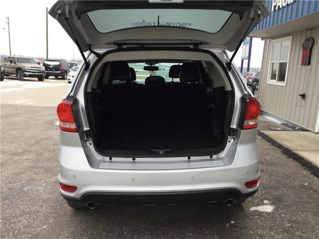 2014 Dodge Journey R/T (Stk: P8968) in Headingley - Image 8 of 21