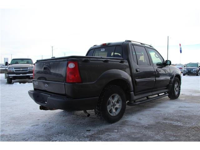 2005 Ford EXPLORER SPORT TRAC Limited (Stk: P9002) in Headingley - Image 6 of 8