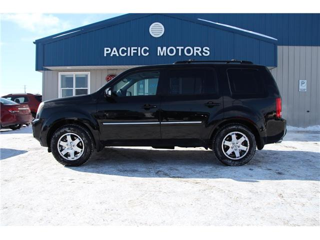 2010 Honda Pilot Touring (Stk: P9026) in Headingley - Image 1 of 29