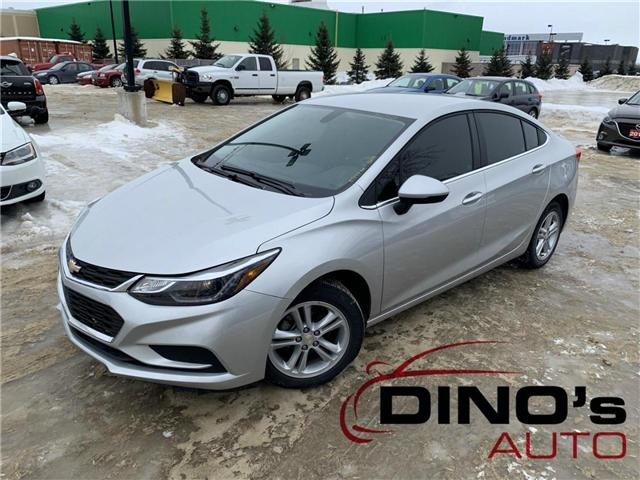 2017 Chevrolet Cruze LT Auto (Stk: 555297) in Orleans - Image 1 of 25