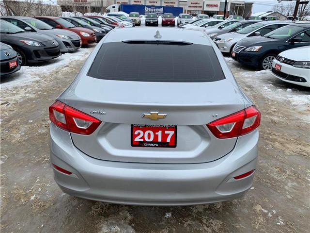 2017 Chevrolet Cruze LT Auto (Stk: 555297) in Orleans - Image 3 of 25