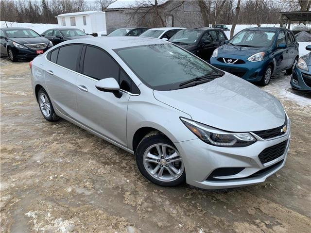 2017 Chevrolet Cruze LT Auto (Stk: 555297) in Orleans - Image 5 of 25
