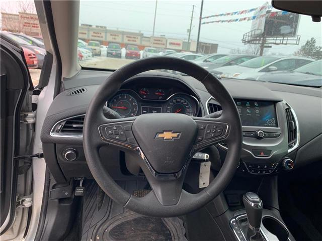 2017 Chevrolet Cruze LT Auto (Stk: 555297) in Orleans - Image 12 of 25
