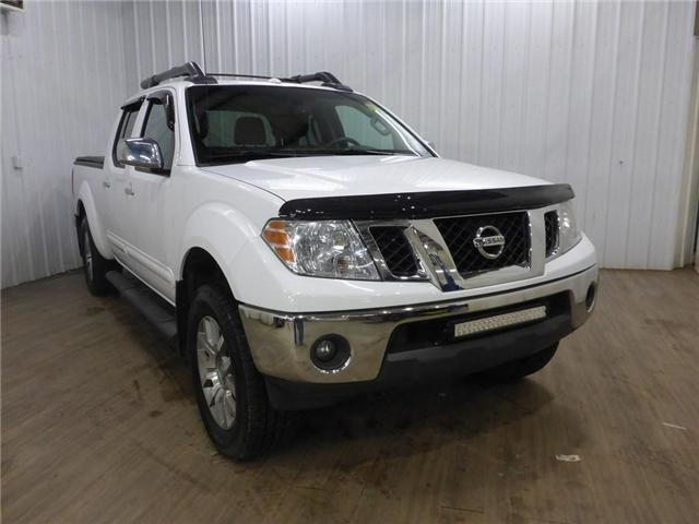 2012 Nissan Frontier SL (Stk: 18122189) in Calgary - Image 1 of 25