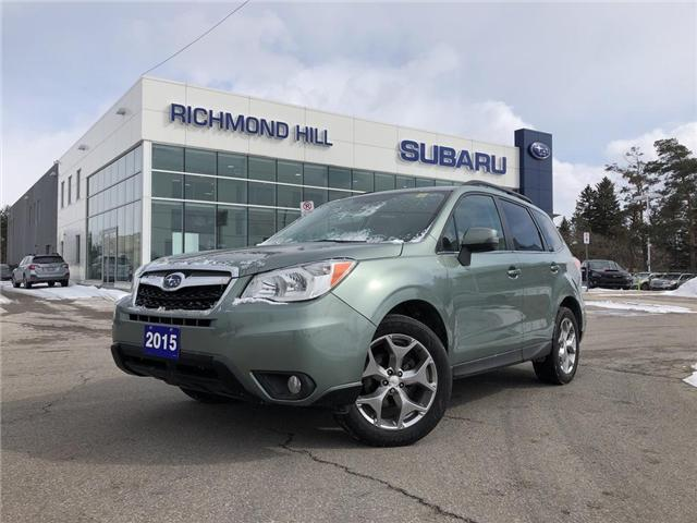 2015 Subaru Forester 2.5i Limited Package (Stk: LP0229) in RICHMOND HILL - Image 1 of 25