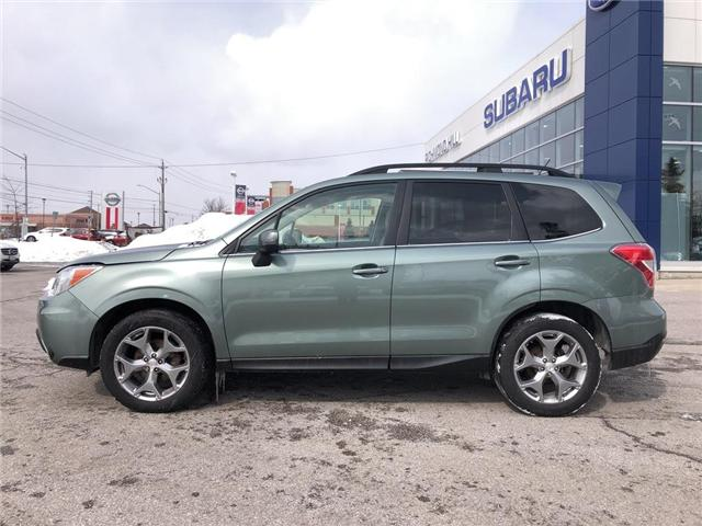 2015 Subaru Forester 2.5i Limited Package (Stk: LP0229) in RICHMOND HILL - Image 2 of 25