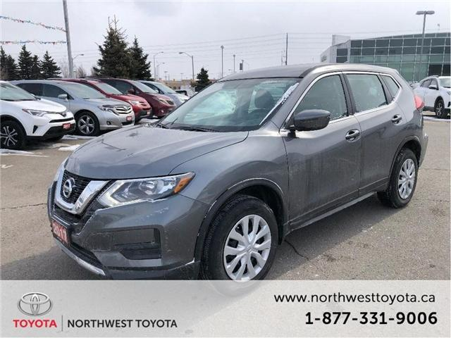 2017 Nissan Rogue SV (Stk: 763913T) in Brampton - Image 1 of 13