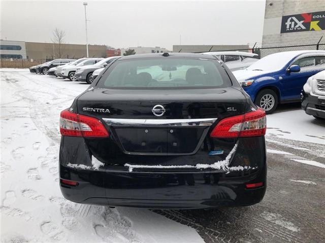 2014 Nissan Sentra SL (Stk: M9356A) in Scarborough - Image 4 of 17