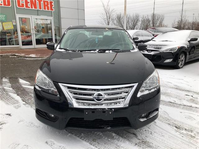 2014 Nissan Sentra SL (Stk: M9356A) in Scarborough - Image 8 of 17
