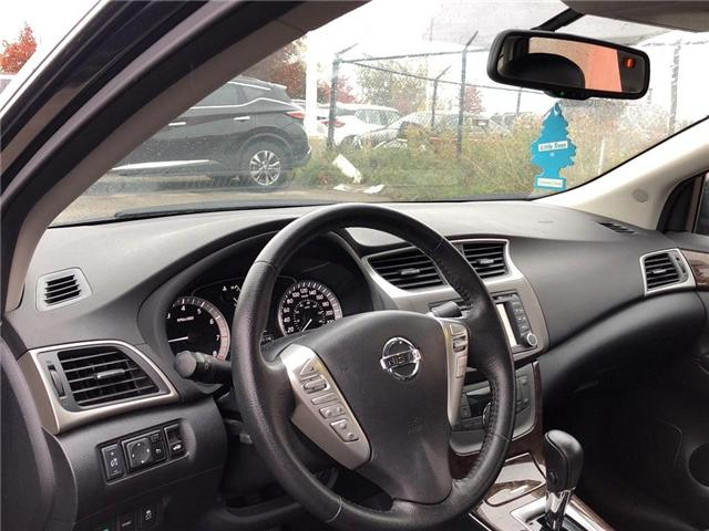 2014 Nissan Sentra SL (Stk: M9356A) in Scarborough - Image 10 of 17