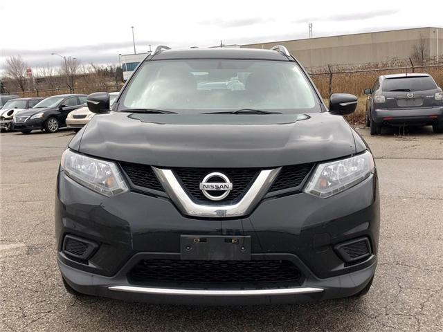 2015 Nissan Rogue-S-FWD S-FWD-BACK UP CAMERA .... (Stk: U3007) in Scarborough - Image 1 of 10