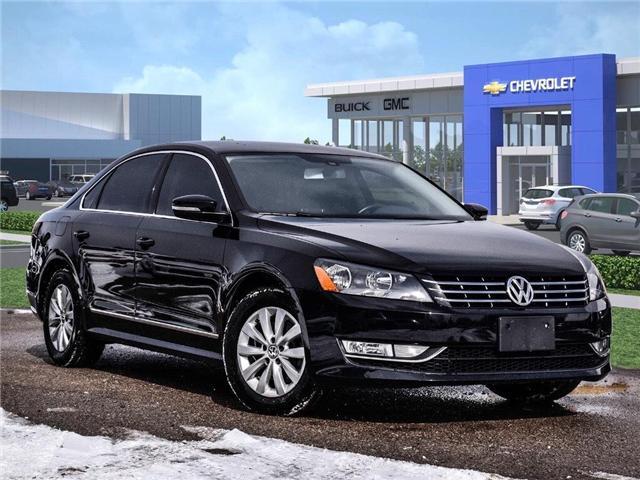 2015 Volkswagen Passat DIESEL-TDI-TRENDLINE-CERTIFIED PRE-OWNED-1 OWNER (Stk: P6298) in Markham - Image 1 of 23