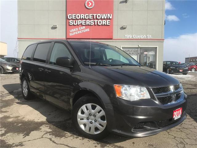 2015 Dodge Grand Caravan SE | DUAL CLIMATE | CRUISE | ECO MODE | (Stk: NISC) in Georgetown - Image 2 of 24
