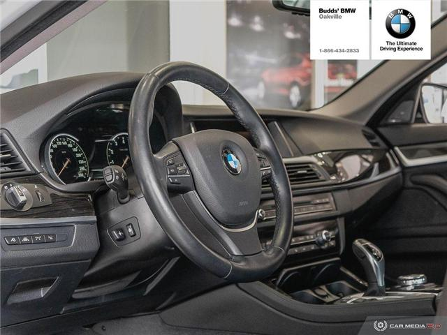 2016 BMW 535i xDrive (Stk: T680289A) in Oakville - Image 6 of 16