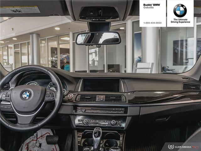 2016 BMW 535i xDrive (Stk: T680289A) in Oakville - Image 16 of 16