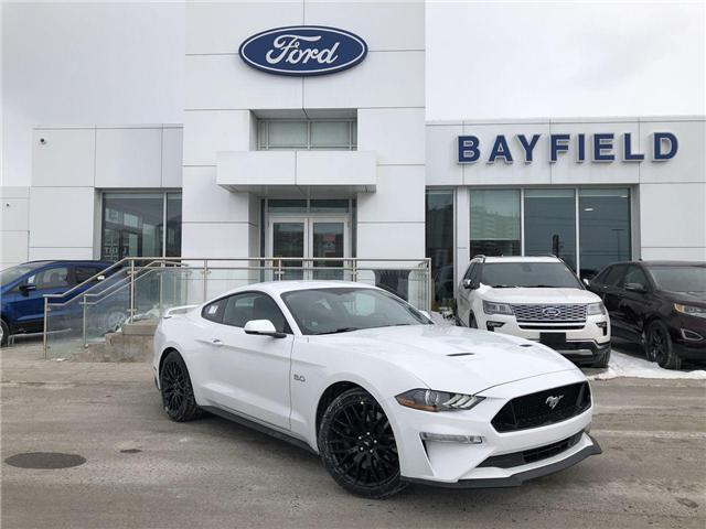 2019 Ford Mustang GT Premium (Stk: MS19301) in Barrie - Image 1 of 24