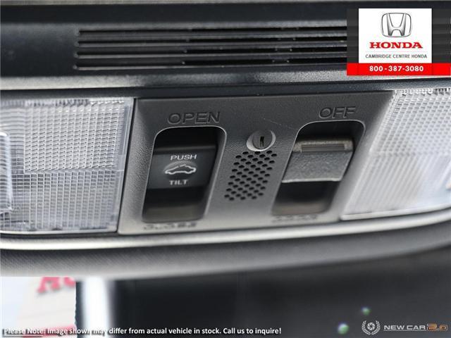 2019 Honda Civic Sport Touring (Stk: 19544) in Cambridge - Image 20 of 24