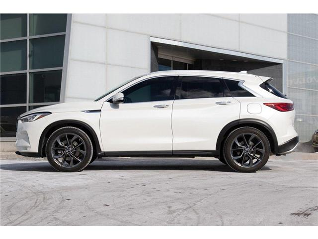 2019 Infiniti QX50  (Stk: 50499) in Ajax - Image 3 of 21
