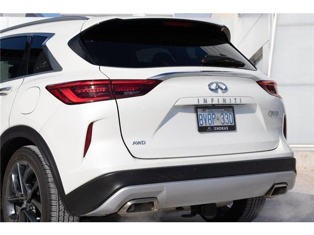2019 Infiniti QX50  (Stk: 50499) in Ajax - Image 9 of 21