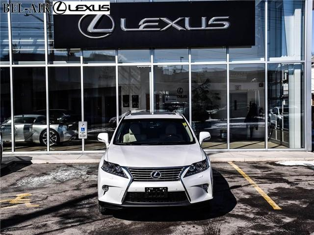 2015 Lexus RX 350 Sportdesign (Stk: 96969A) in Ottawa - Image 2 of 29