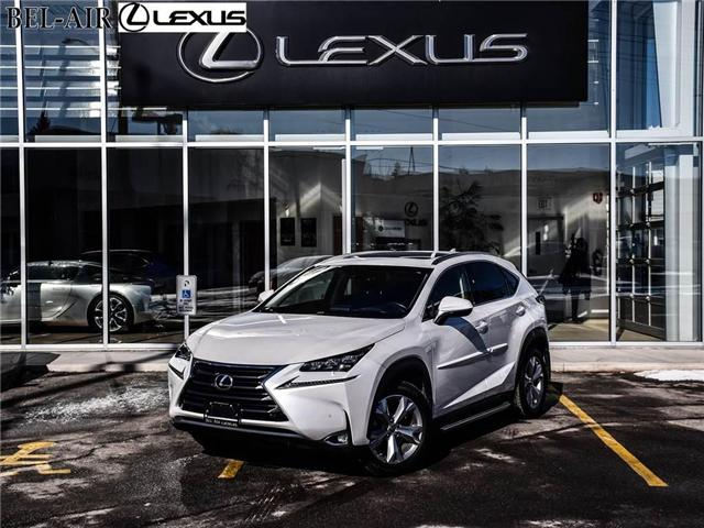 2015 Lexus NX 200t Base (Stk: L0478) in Ottawa - Image 1 of 30