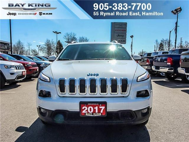 2017 Jeep Cherokee North (Stk: 6417) in Hamilton - Image 2 of 18