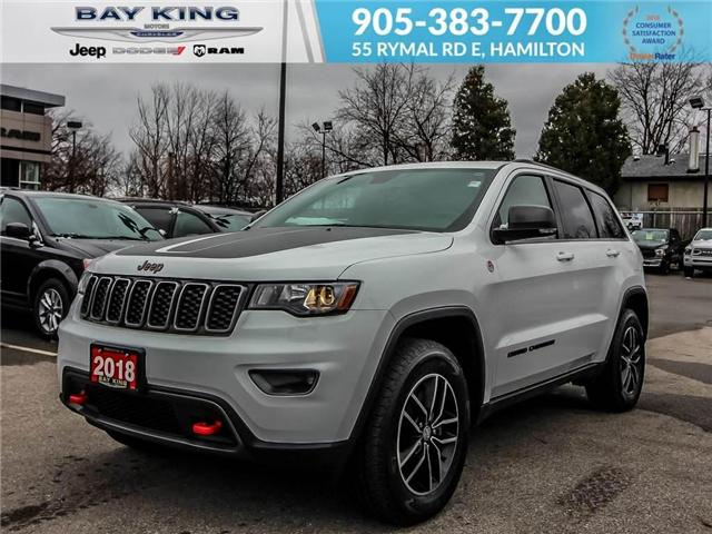 2018 Jeep Grand Cherokee Trailhawk (Stk: 6686) in Hamilton - Image 1 of 1