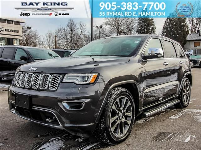 2018 Jeep Grand Cherokee Overland (Stk: 6721) in Hamilton - Image 1 of 24