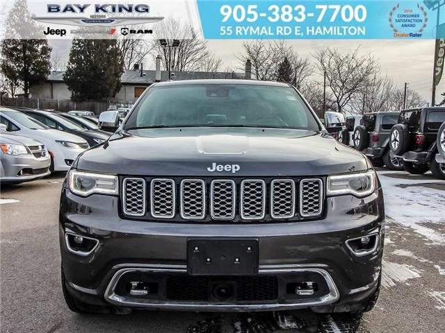 2018 Jeep Grand Cherokee Overland (Stk: 6721) in Hamilton - Image 2 of 24