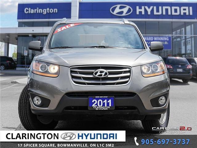 2011 Hyundai Santa Fe GL 3.5 Sport (Stk: U809A) in Clarington - Image 2 of 27