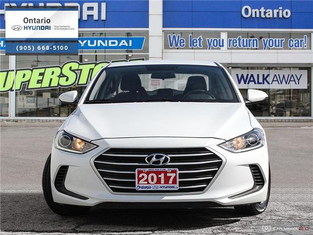 2017 Hyundai Elantra LE (Stk: 31071K) in Whitby - Image 2 of 27