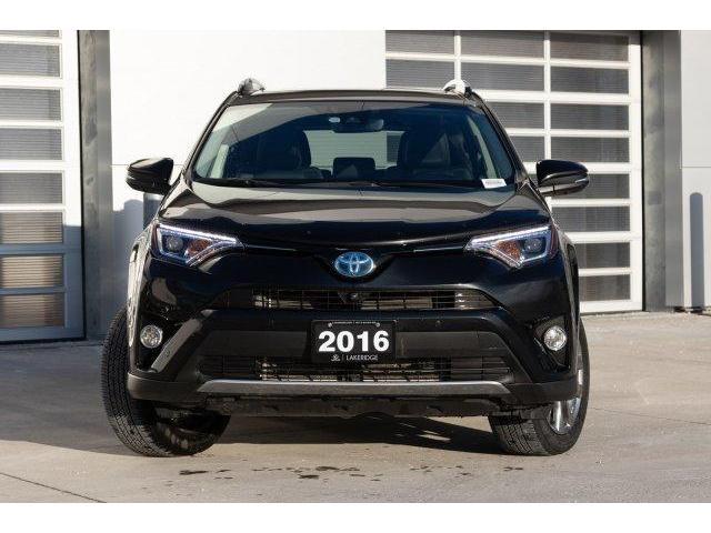 2016 Toyota RAV4 Hybrid Limited (Stk: LD9018A) in Toronto - Image 2 of 27
