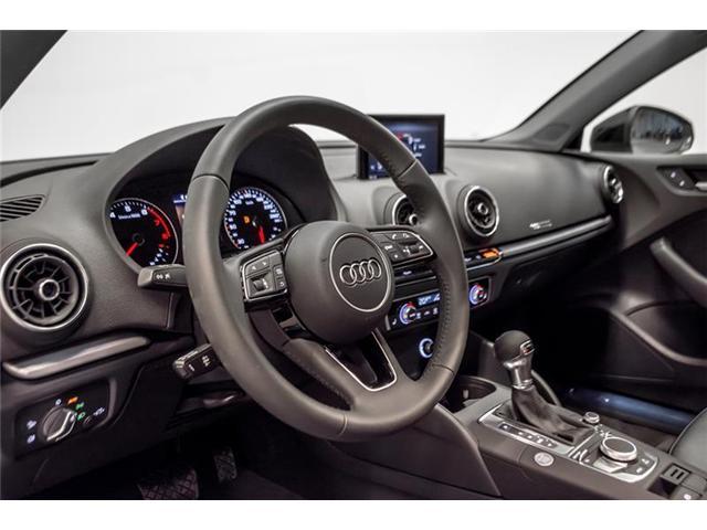 2019 Audi A3 40 Komfort (Stk: T16185) in Vaughan - Image 7 of 16