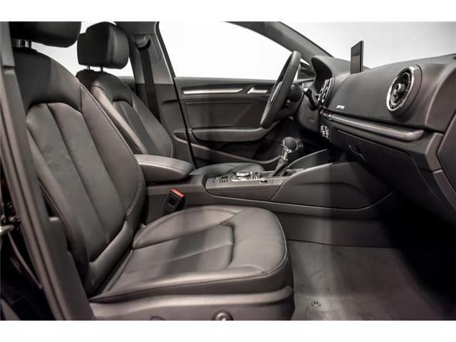 2019 Audi A3 40 Komfort (Stk: T16185) in Vaughan - Image 8 of 16