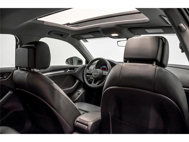 2019 Audi A3 40 Komfort (Stk: T16185) in Vaughan - Image 9 of 16