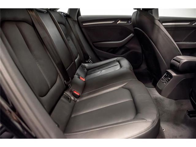 2019 Audi A3 40 Komfort (Stk: T16185) in Vaughan - Image 10 of 16