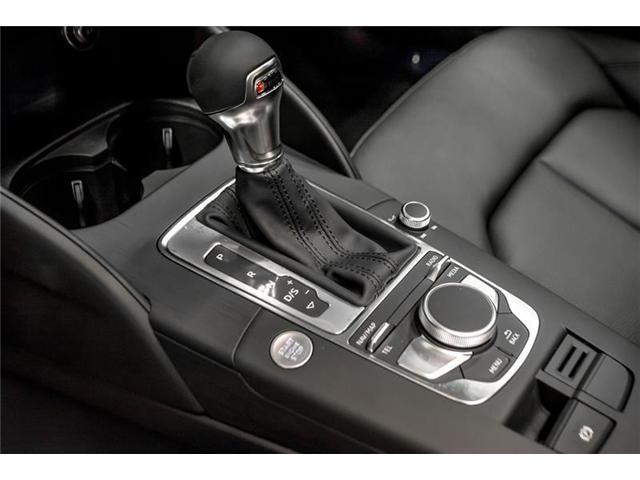 2019 Audi A3 40 Komfort (Stk: T16185) in Vaughan - Image 14 of 16