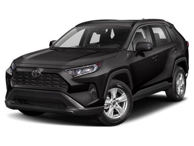2019 Toyota RAV4 XLE (Stk: 19191) in Brandon - Image 1 of 9