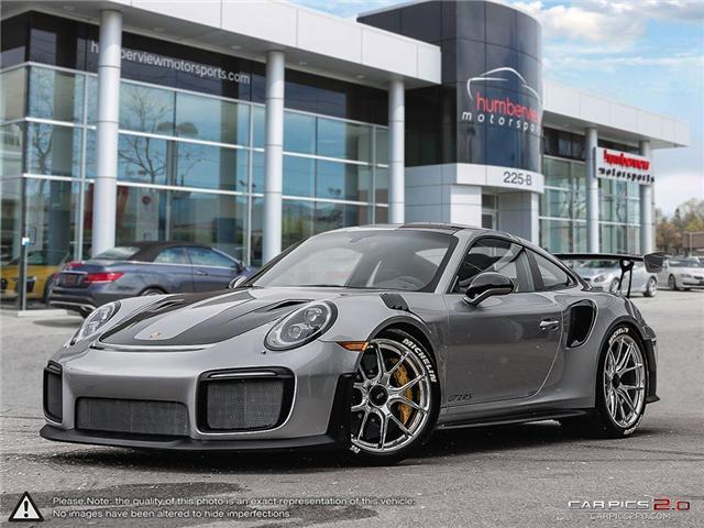 2018 Porsche 911 GT2 RS (Stk: 19MSX070) in Mississauga - Image 1 of 25