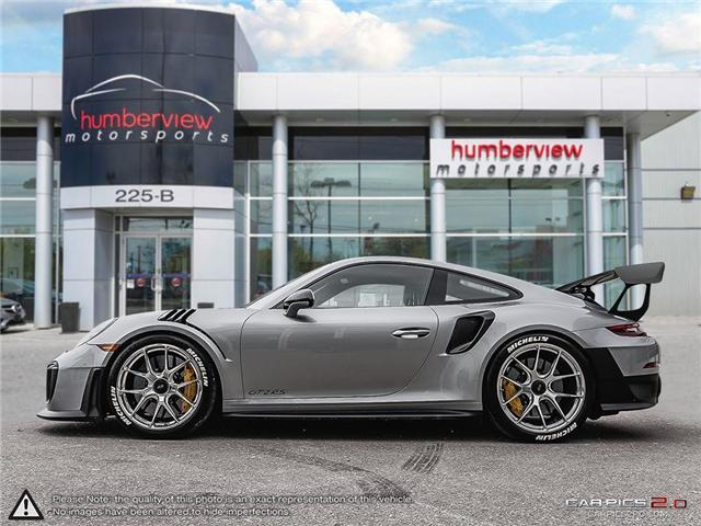 2018 Porsche 911 GT2 RS (Stk: 19MSX070) in Mississauga - Image 3 of 25