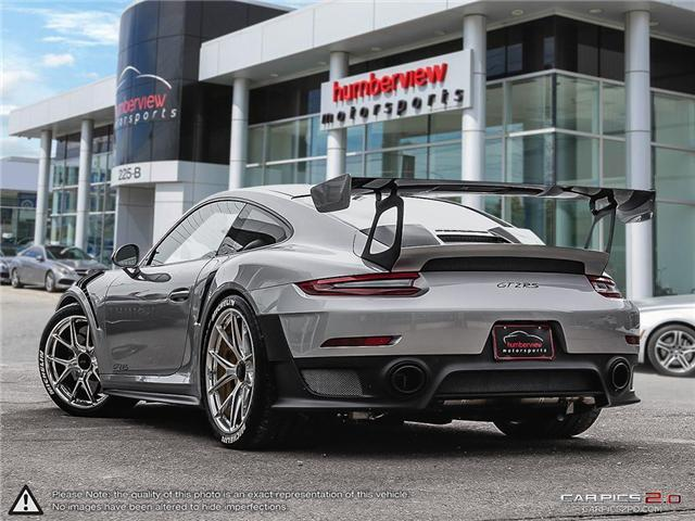 2018 Porsche 911 GT2 RS (Stk: 19MSX070) in Mississauga - Image 4 of 25