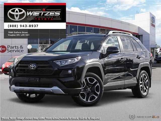 2019 Toyota RAV4 AWD TRAIL (Stk: 68241) in Vaughan - Image 1 of 24