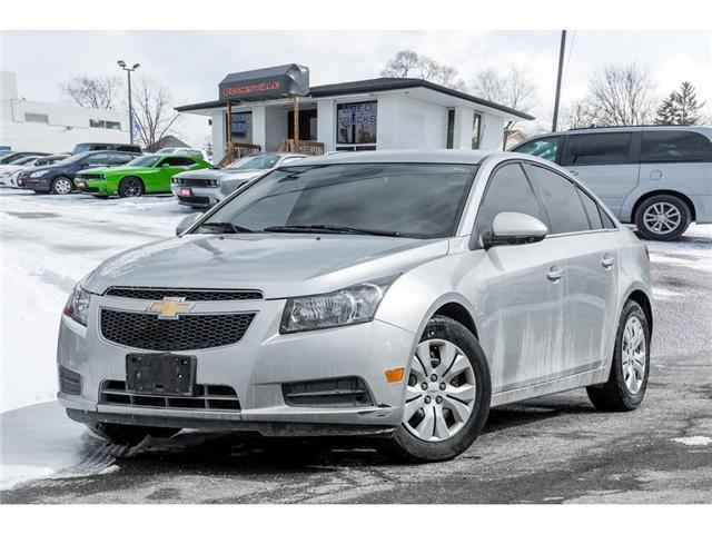 2014 Chevrolet Cruze 1LT (Stk: 7830PR) in Mississauga - Image 1 of 16