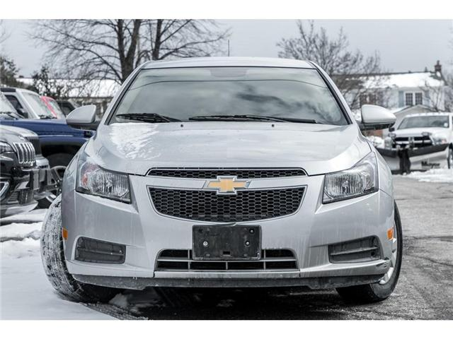 2014 Chevrolet Cruze 1LT (Stk: 7830PR) in Mississauga - Image 2 of 16