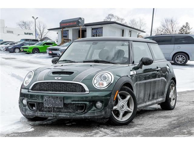 2013 MINI Hatch Cooper S (Stk: 7708PT) in Mississauga - Image 1 of 18