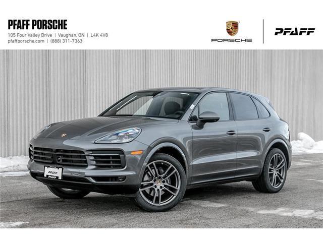 99b295b08e0c 2019 Porsche Cayenne (Stk  P13709) in Vaughan - Image 1 of 22
