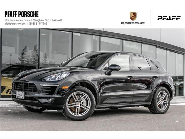 2018 Porsche Macan S (Stk: P13503) in Vaughan - Image 1 of 22