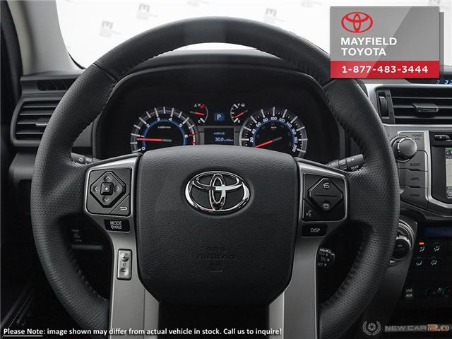 2019 Toyota 4Runner SR5 (Stk: 196957) in Edmonton - Image 14 of 24